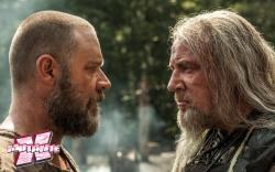 """Tubal-Cain: """"Noé, qual a marca do seu shampoo?"""""""