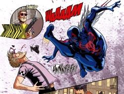 Não é só Peter Parker que está de volta! O Homem-Aranha 2099 também ganha um novo título.