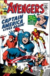 A histórica edição que trouxe de volta o Capitão América e revelou o destino de Bucky