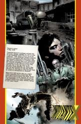 Arco conta de forma coerente o destino do personagem e como ele se tornou o assassino espião