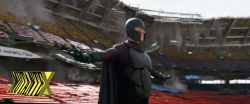 Magneto num momento #NãoVaiTerCopa