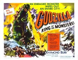 Godzilla versão ocidental