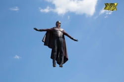 Daqui de cima vejo um futuro bem promissor para os X-Men.