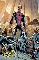 Dr. Octopus morreu em ASM 700. Mas na verdade, quem morreu foi Peter Parker. Não, pera...