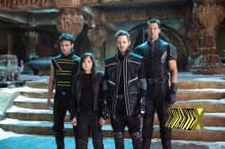 Muitos mutantes participam da trama.