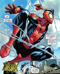 O primeiro e único Homem-Aranha volta ao lugar do qual nunca deveria ter saído: sua própria revista.