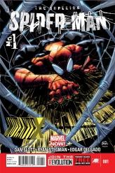 """Nova série do Aranha: de """"superior, só o título."""