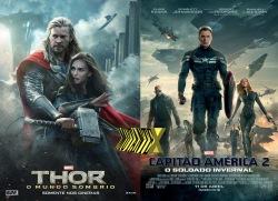 Ligação com o cinema: universo único, como nos quadrinhos.