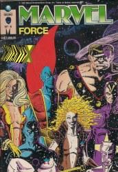 Revista Marvel Force publicou as primeiras histórias do título solo dos Guardiões