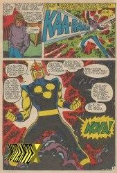 Nova era publicado na revista Almanaque Marvel e fez relativo sucesso. Depois, foi acrescentada a Tropa.