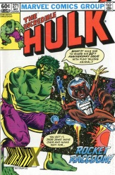 Rocket estreou numa HQ solo e ganhou destaque ao se aliar ao Hulk.