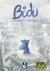 Imagem teaser que anunciou a graphic novel do Bidu no final do ano passado.