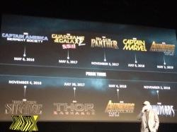 Kevin Feige, produtor da Marvel Studios, anuncia novos projetos