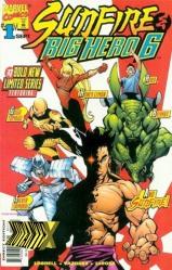Equipe surgiu nas HQs da Marvel.