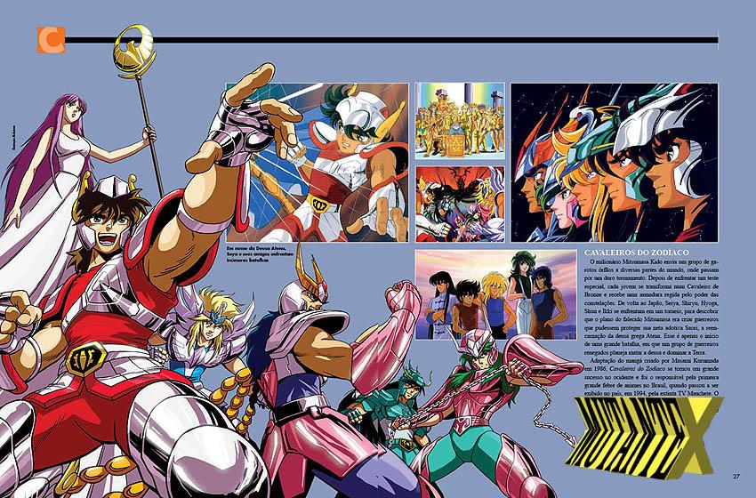 Heróis <b>dos</b> Animes lista mais de 200 <b>desenhos</b> <b>japoneses</b> | Raio X