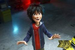 Hiro é um garoto gênio que cria microbôs para uma feira de ciências