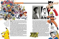 Introdução apresenta história dos animes e explica conceitos.