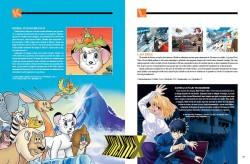 O autor realizou uma extensa pesquisa para listar os 209 desenhos