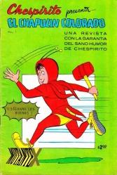 Estreia do Chapolim nas HQs, em 1974