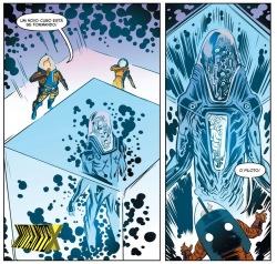 Alienígenas fazem referência a velhos conhecidos do Astronauta.
