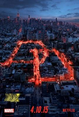 """""""Uma cidade sem esperança. Um homem sem medo"""""""