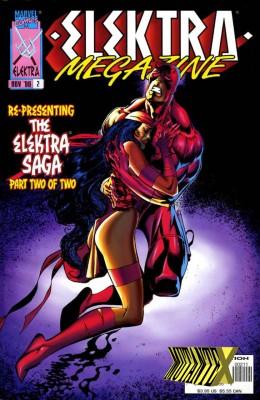 A saga da Elektra marcou uma fase do herói