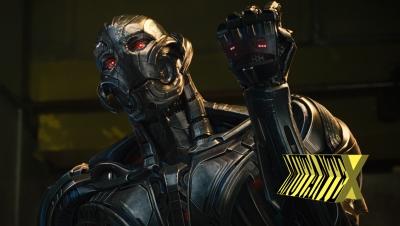 Não dá pra perder tempo. A origem de Ultron é explicada bem superficialmente.