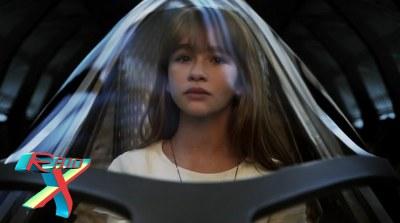 Malina Weissman interpreta Kara em Krypton, nos minutos iniciais da série.