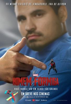 Michael Peña é Luis