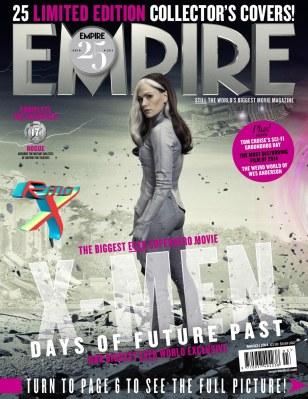 Frustração: Vampira foi capa da Empire e não apareceu nos cinemas