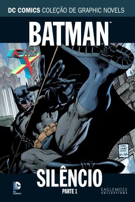 Batman: Silêncio abre a coleção, com precinho de mãe.