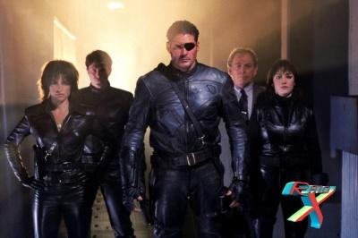 """""""É aqui o teste de elenco para a série 'Agentes da Shield'?"""""""