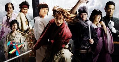 Trilogia Samurai X encerra o festival. Só pelo título, já dá pra ver que é bacana!