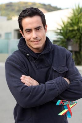 O ator e roteirista Felipe Folgosi