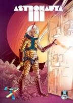 Astronauta III continua a saga do herói espacial, por Danilo Beyruth
