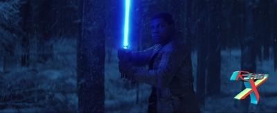 É chegada a hora de passar o bastão... isto é... o sabre de luz.