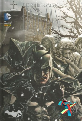 Comemorando os 75 anos do Batman com uma história de 172 anos.