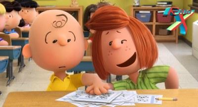 Para conquistar a garotinha ruiva, Charlie conta com a ajuda dos amigos