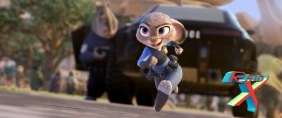 Judy foi para Zootopia para realizar o sonho de ser policial