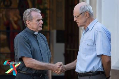 Padre Paulo Afonso tem a chave para a solução do mistério.