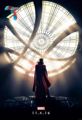 primeiro teaser poster divulgado pela Marvel