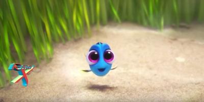 Dá pra resistir a esses olhinhos da Dory Bebê?