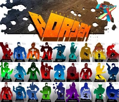 Cheklist: quantos desses personagens você conhece?