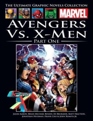 Saga Vingadores Vs. X-Men encerra o segundo lote de 60 volumes
