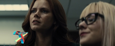 Personagem nova auxilia Lois na investigação sobre a bala (aquela, que ela passa o filme todo fazendo)