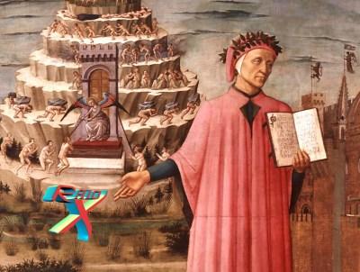 A trama gira em torno da descrição do inferno narrado por Dante Alighieri em A Divina Comédia.