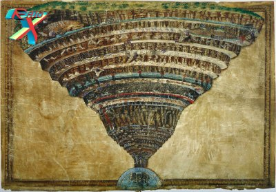 O quadro de Boticelli traz as pistas para a solução do enigma.