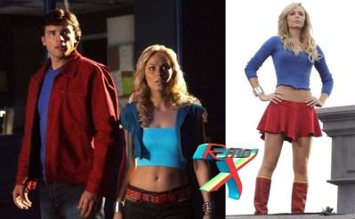 Supergirl sem uniforme (ou quase)