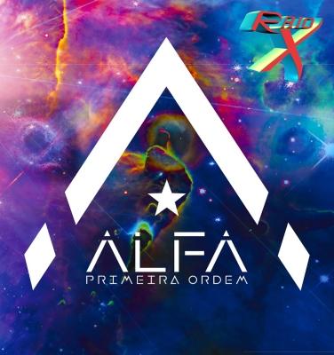 Imagem teaser da HQ Alfa - A Primeira Ordem