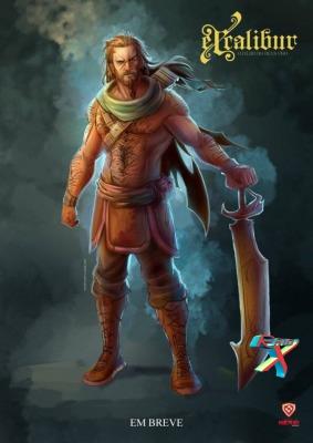 Excalibur é novo herói nacional